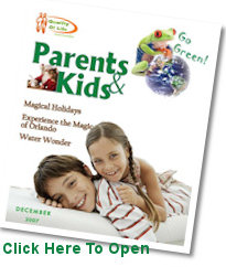 Parents and Kids : Go Green