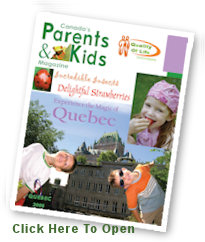 Parents and Kids : Quebec